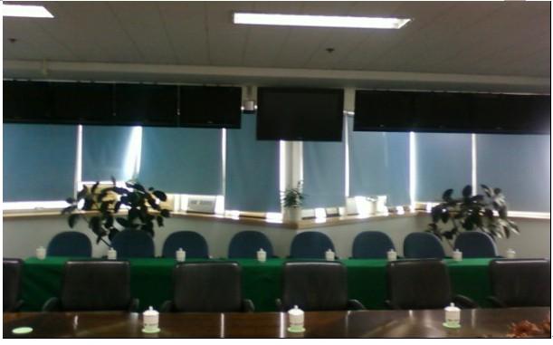 会议室现场