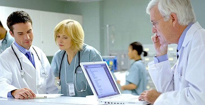 数字化医院建设