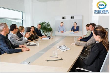 东博视讯视频会议室