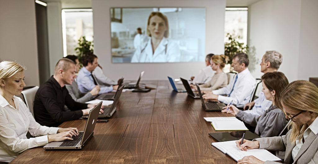东博视讯远程视频会议